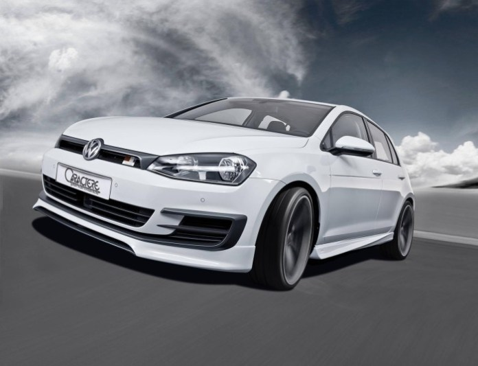 Volkswagen Golf VII GTI GTD by Caractere and jms (2)