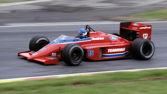 Η τελευταία Αμερικανική ομάδα στη Formula 1 μάζεψε μόλις 6 βαθμούς το 1986 και μετά από ένα χρόνο αποσύρθηκε. Το όνομα αυτής... Team Haas Lola