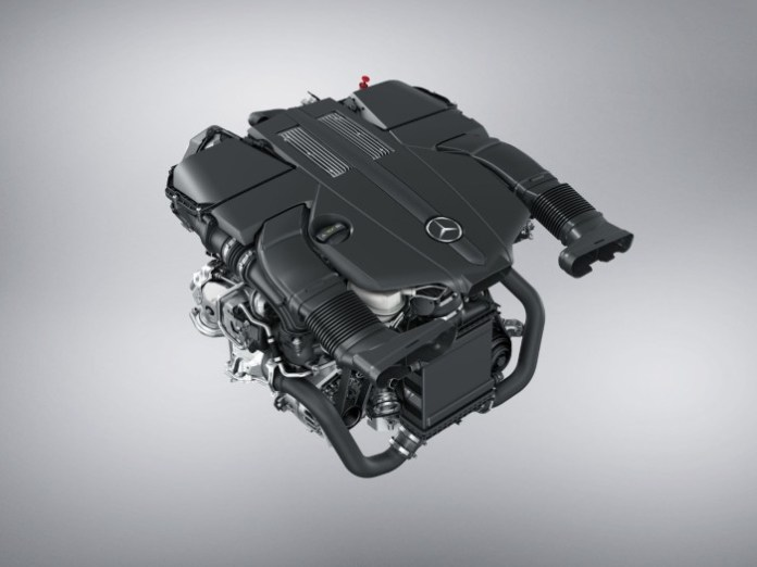 Mercedes-Benz M276 DELA 30 Engine