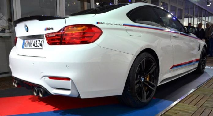 BMW M4 - M Performance