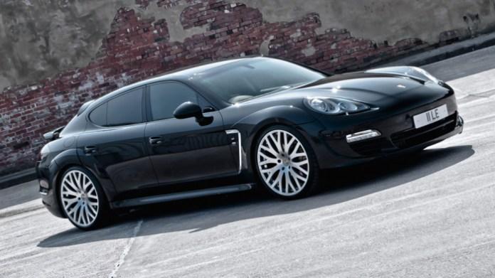Porsche Panamera Super Sport Wide Track by A.Kahn Design