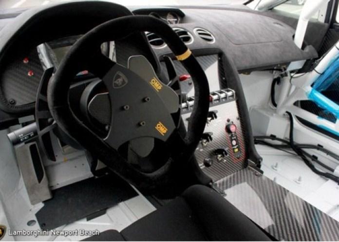 Lamborghini Gallardo Super Trofeo Racecar For Sale