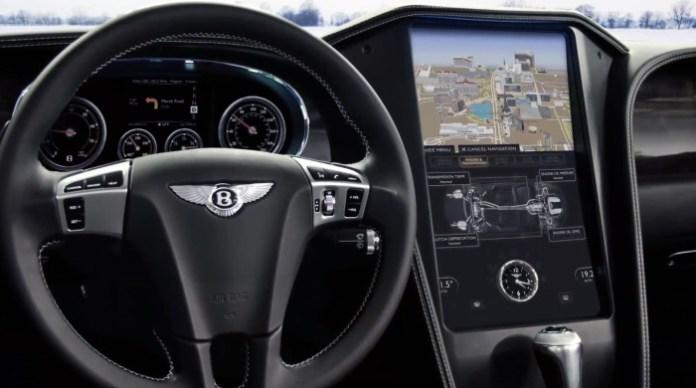 Bentley-QNX