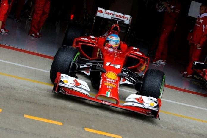 GP GRAN BRETAGNA F1/2014