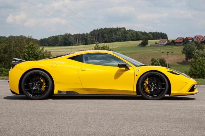 Ferrari 458 Speciale by Novitec Rosso 15