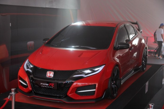 Honda Civic Type-R Concept 8