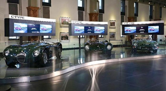 Jaguar Land Rover James Hull Collection (3)