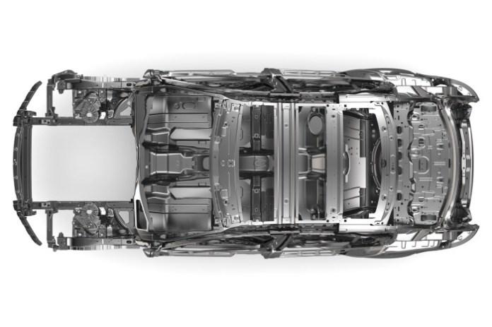 Jaguar XE Chassis (3)