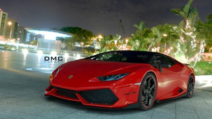 Lamborghini Huracan Affari by DMC (1)
