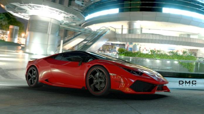Lamborghini Huracan Affari by DMC (2)