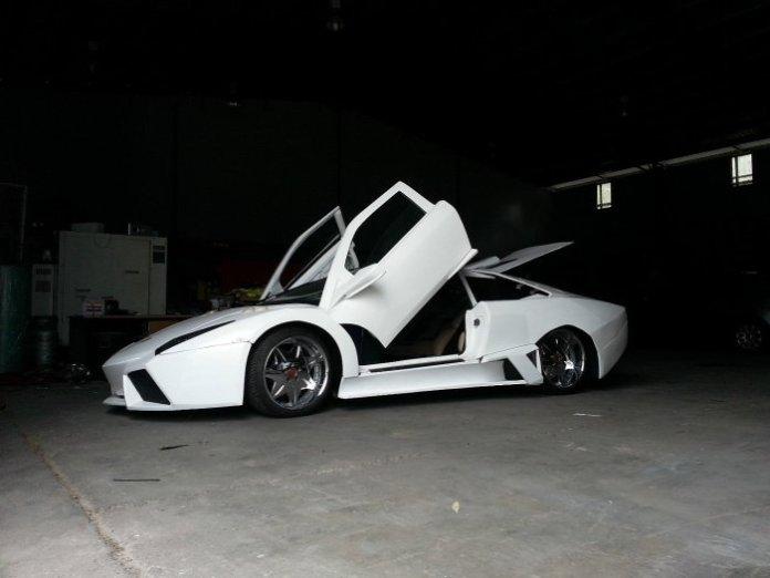 Lamborghini Reventon replica (1)