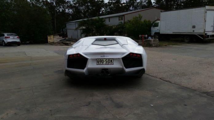 Lamborghini Reventon replica (4)