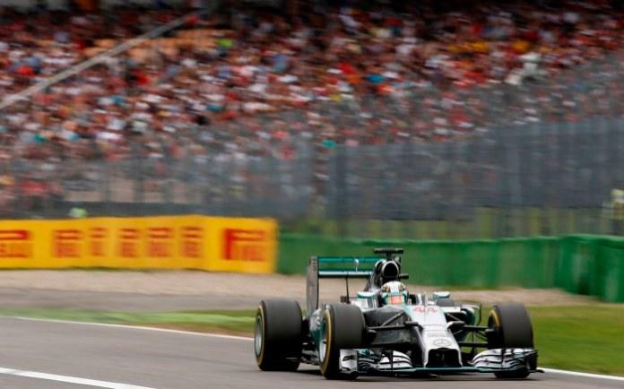Mercedes - Lewis