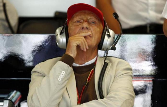 Niki Lauda 2014