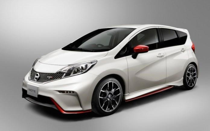 Nissan Note Nismo (1)