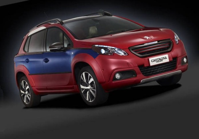 Peugeot 2008 by Castagna Milano