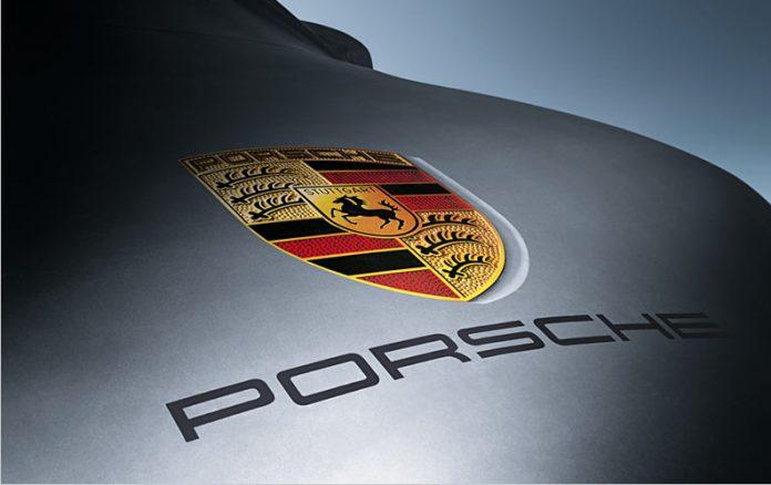 Porsche Logo 02