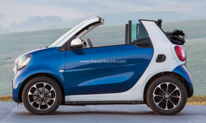 Smart ForTwo Cabriolet (1)