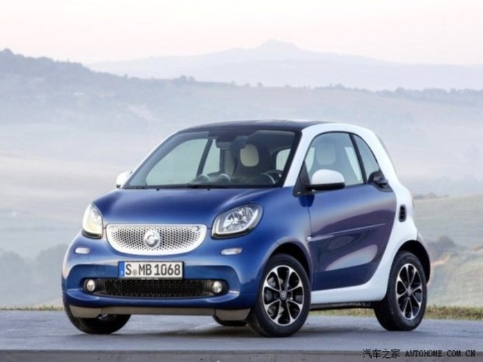 Smart ForTwo and ForFour (1)