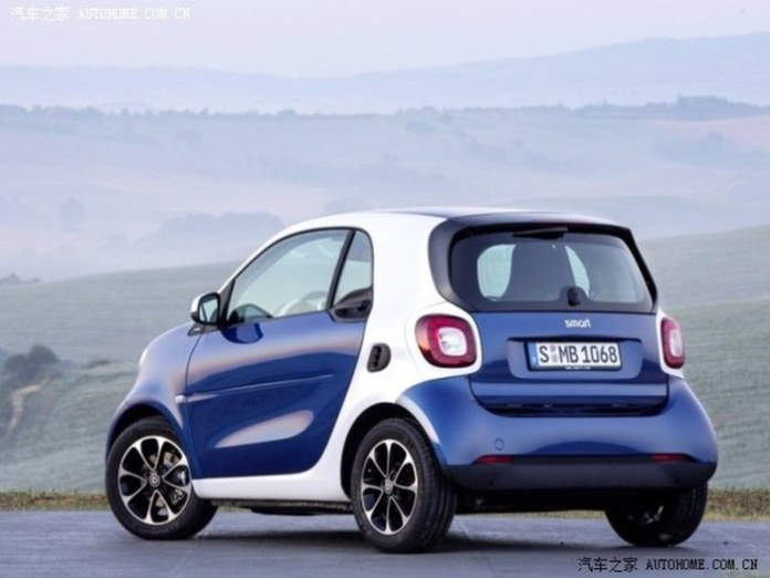 Smart ForTwo and ForFour (2)