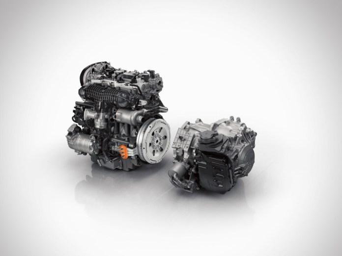 Volvo XC90 Engines