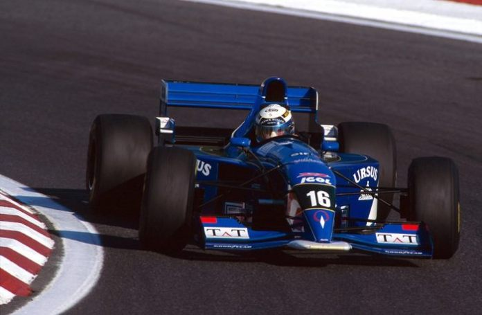 Η ομάδα της Pacific άντεξε δυο σεζόν στη F1 και παρόλο που το 1995 παρουσίασε σαφή βελτίωση με την PR02, δεν κατάφερε να βαθμολογηθεί.