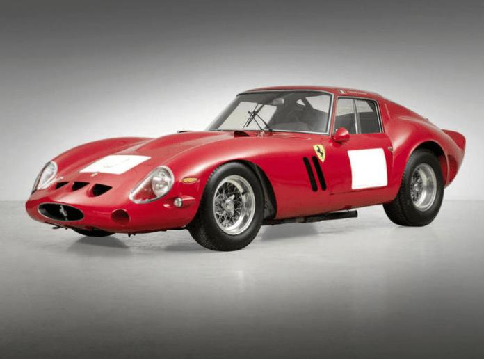 1962-1963 Ferrari 250 GTO Berlinetta