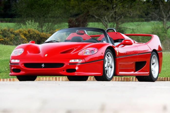 1996-Ferrari-F50