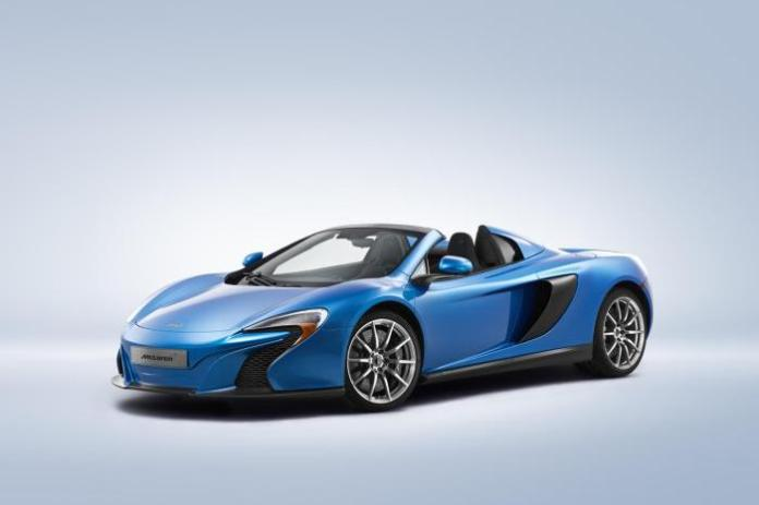 Mclaren 650S Spider by MSO