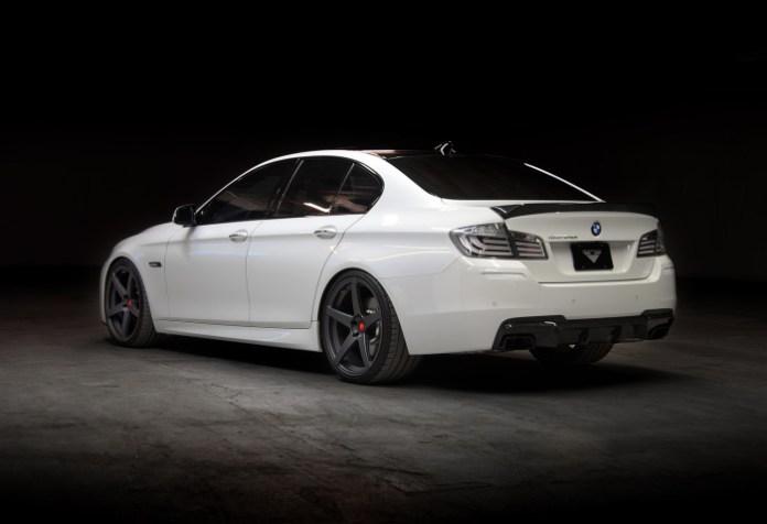 BMW 5-Series M-Tech by Vorsteiner