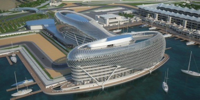 Abu Dhabi Race Track
