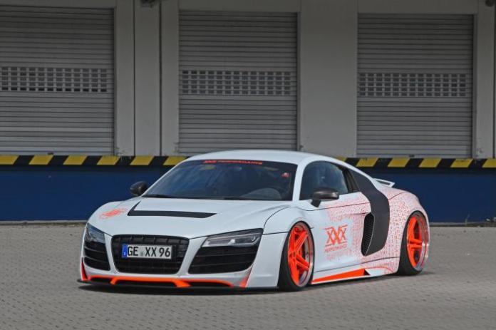Audi R8 by xXx Performance04