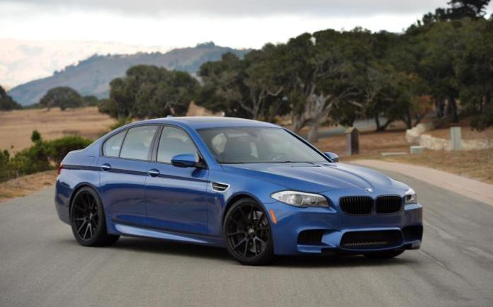 BMW S1 M5 tuned by Dinan 1