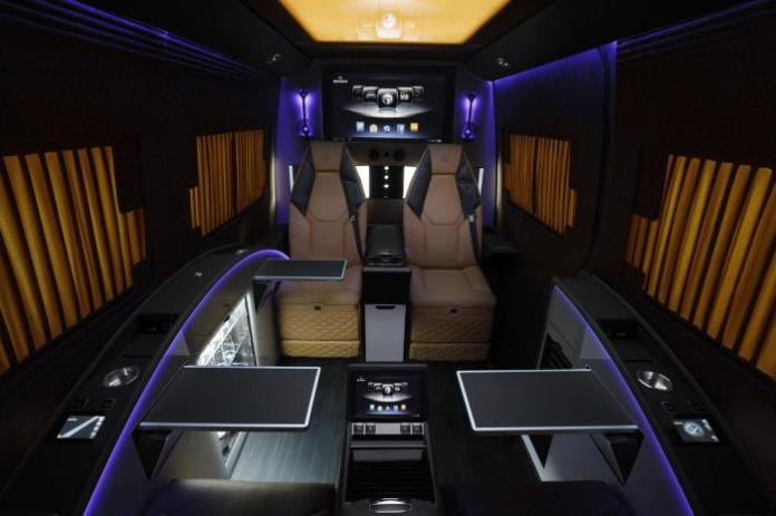 Brabus Business Lounge 25