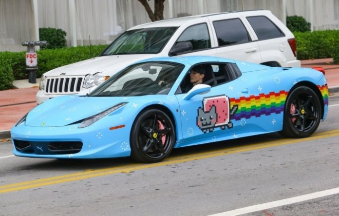 Deadmau5+Showing+Off+Custom+Ferrari+Miami+nGW2lMdLuHjx