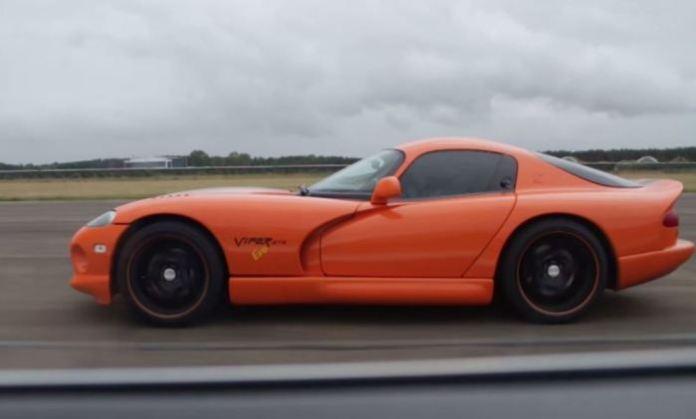 Dodge Viper GTS Vs BMW M6
