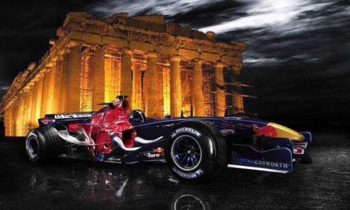 Greece Formula 1