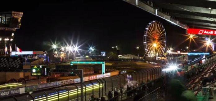 Le Mans TimeLapse