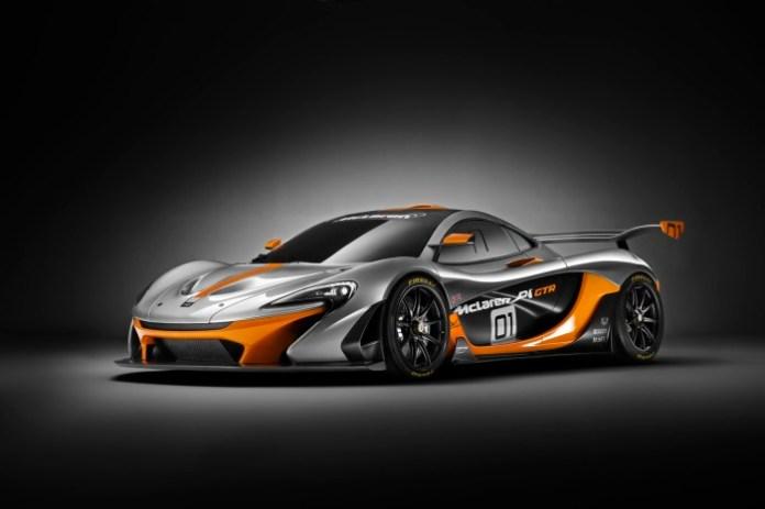McLaren P1 GTR Design Concept (1)