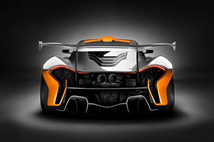 McLaren P1 GTR Design Concept (3)