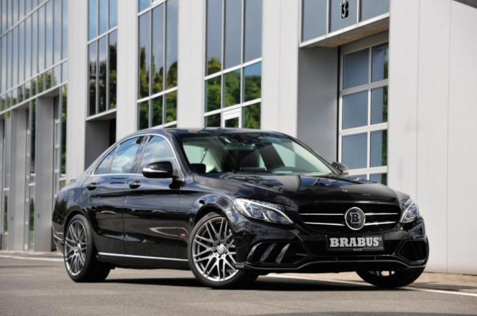 Mercedes-Benz C-Class by Brabus