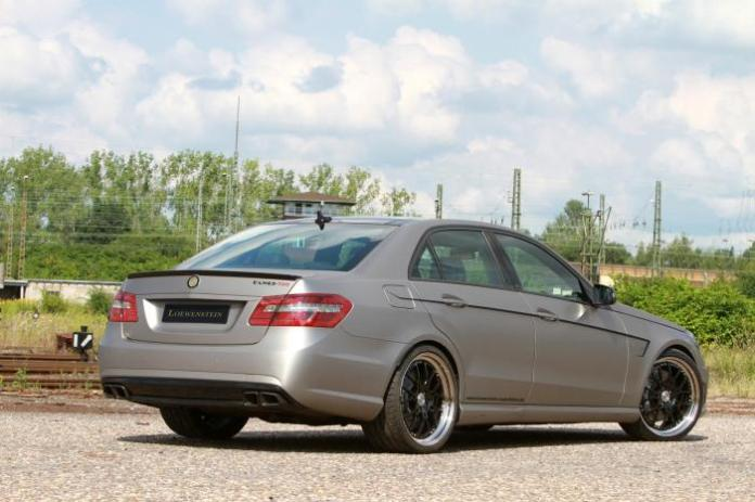 Mercedes-Benz E63 AMG pre-facelift by Loewenstein 9
