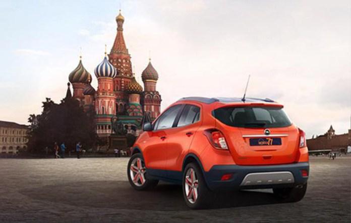 Opel Mokka Moscow Edition 3