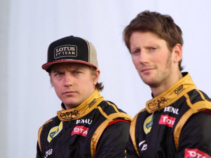 Raikkonen-Grosjean