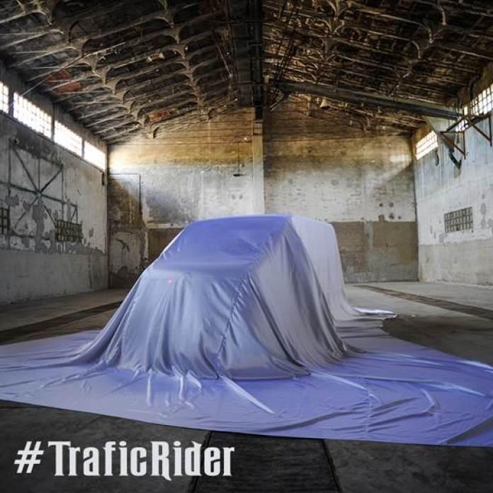 Renault TraficRider Concept