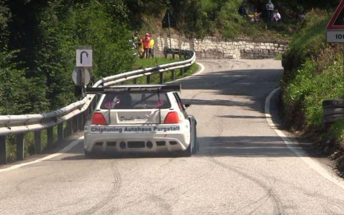 VW Golf Rallye Turbo
