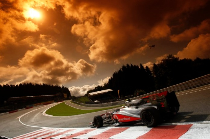 Motorsports / Formula 1: World Championship 2010, GP of Belgium