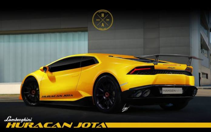 Lamborghini Huracan Superleggera [Rendering]