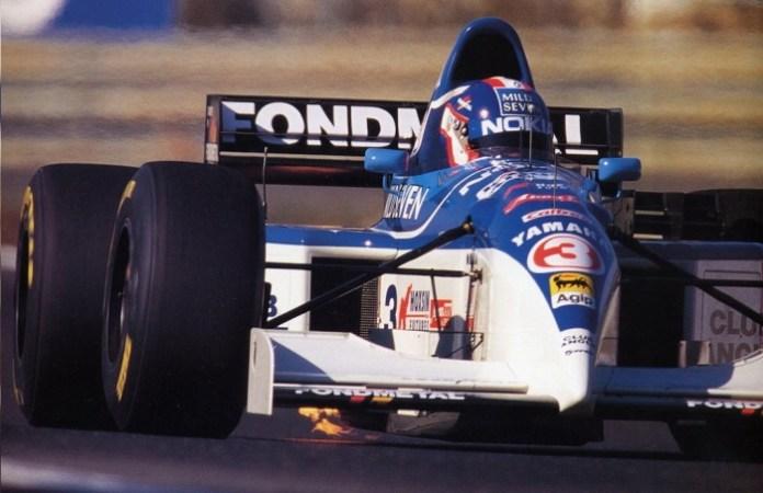 Η Yamaha κουβαλούσε πλέον 4 χρόνια εμπειρίας στο σπορ. Πάντως, οι επιδώσεις της Tyrrell 023, με συγκομιδή μόλις 5 βαθμών, μόνο ικανοποιητική δεν ήταν.