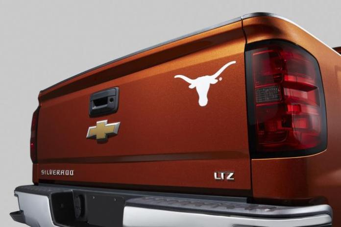 2015 Chevrolet Silverado University of Texas Edition (2)